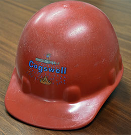 the cogswell sprinkler company fire protection specialists John and Jeff Cogswell